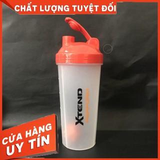 Bình Lắc protein/Bình Lắc Shaker/Bình Lắc Sữa /Bình Lắc B Sport Xtend perform Shaker Tập Gym 700ML – Hàng nhập khẩu