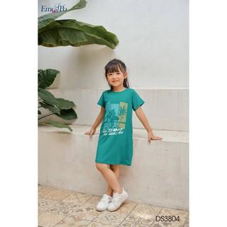 Đầm thun cho bé gái Emspo DS3804