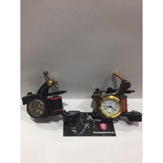Cặp máy xăm khung Rolex và đánh bóng Rolex Time R7