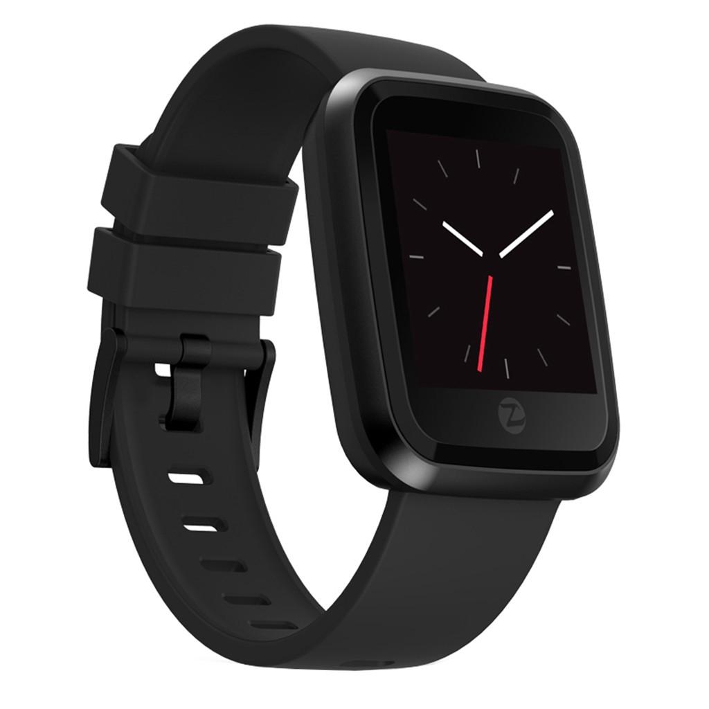 Đồng hồ đeo tay thông minh Zeblaze theo dõi sức khỏe đa năng kèm phụ kiện cho nam nữ