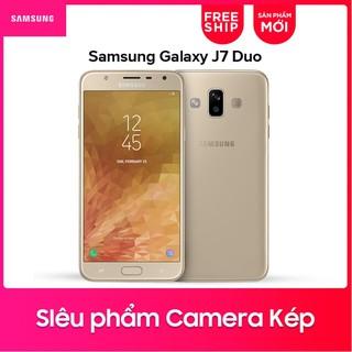 Điện thoại Samsung Galaxy J7 Duo 32GB – Hãng phân phối chính thức
