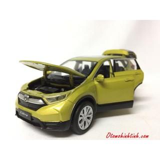 Mô hình xe ô tô Honda CRV 2018 1:32