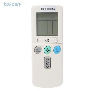 KOK Universal Air Conditioner Remote Control For Hitachi RAR-3U4 RAR-2P2 RAR-3U3