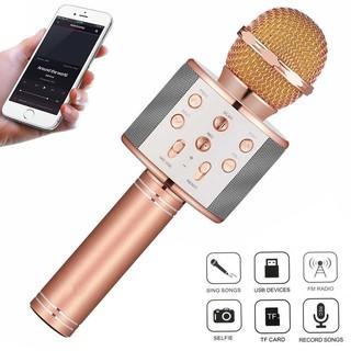 Míc hát karaoke  Míc bluetooth WS-858
