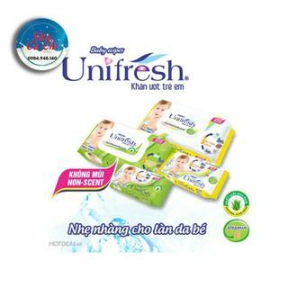 KHÔNG MÙI - Khăn ướt Unifresh thumbnail