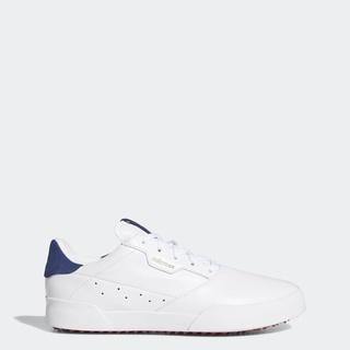 adidas GOLF Giày golf Adicross Retro Nữ Màu trắng EG9061 thumbnail