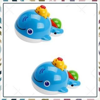 (Siêu Siêu Rẻ)Đồ chơi tắm cá voi xanh siêu đáng yêu