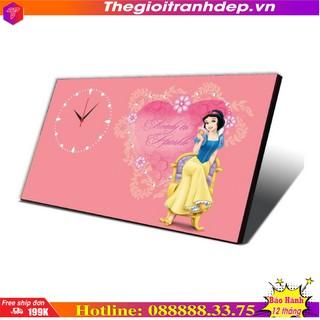 Đồng hồ bàn quà tặng in hoạt hình
