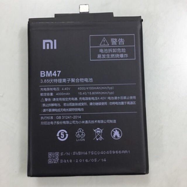 Pin điện thoại Xiaomi Redmi Mi3 BM47 - 3375052 , 684560000 , 322_684560000 , 134000 , Pin-dien-thoai-Xiaomi-Redmi-Mi3-BM47-322_684560000 , shopee.vn , Pin điện thoại Xiaomi Redmi Mi3 BM47