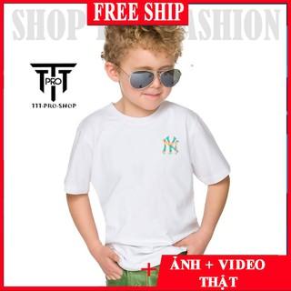 [Mã FAMAYFA giảm 10K đơn 50K] áo thun trẻ em 2 đến 5 tuổi phảng quang 7 màu đẹp TTT-PRO SHOP thumbnail
