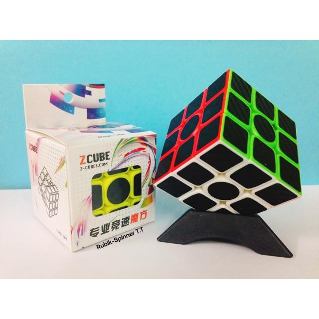 Rubik 3x3 - Zcube Carbon 3x3x3 - 3110332 , 941489982 , 322_941489982 , 70000 , Rubik-3x3-Zcube-Carbon-3x3x3-322_941489982 , shopee.vn , Rubik 3x3 - Zcube Carbon 3x3x3