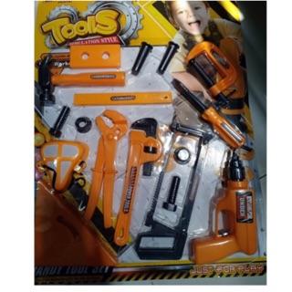 Dụng cụ sửa xe đồ chơi