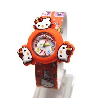 Đồng hồ đeo tay kiểu dáng hoạt hình dễ thương cho trẻ em