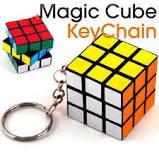 Móc khóa Rubik mini