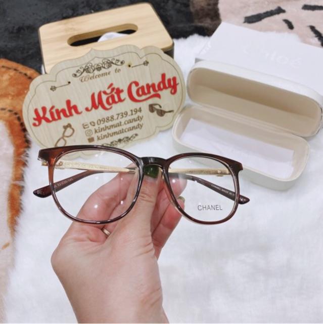 💝💖 Gọng kính cận bo tròn thời trang nam nữ 3365 -Tiệm kính Shop 💝💖
