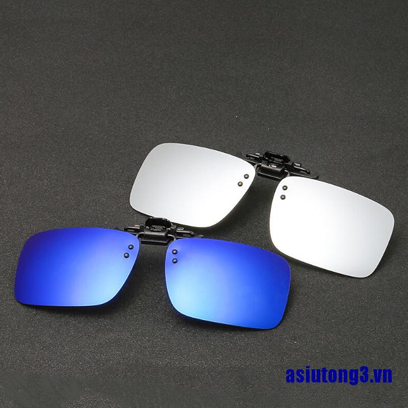2019 New Polarized Clip Sunglasses Clips Myopia Fashion UV Protection Clips Ins