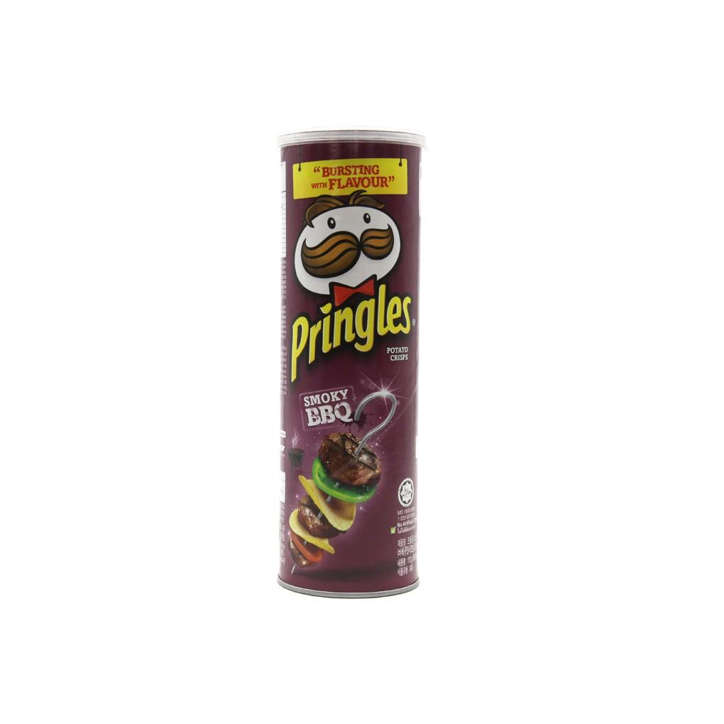 Snack khoai tây chiên Pringles BBQ vị thịt nướng 150g - 3469487 , 798878900 , 322_798878900 , 42300 , Snack-khoai-tay-chien-Pringles-BBQ-vi-thit-nuong-150g-322_798878900 , shopee.vn , Snack khoai tây chiên Pringles BBQ vị thịt nướng 150g