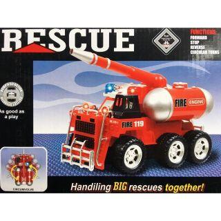 Xe cứu hỏa bin