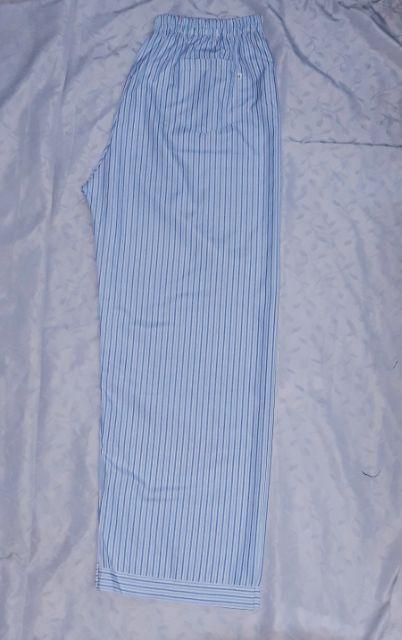 Mặc gì đẹp: Ngủ ngon với Quần dài pyjama nam trung niên