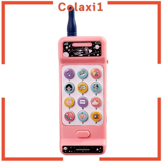 [COLAXI1] Classic Retro Phone Toddler Baby Kids Chew Early Educational Toys for Infant