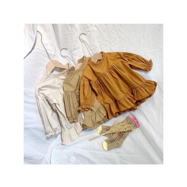 Áo Váy Baby Doll BEBE