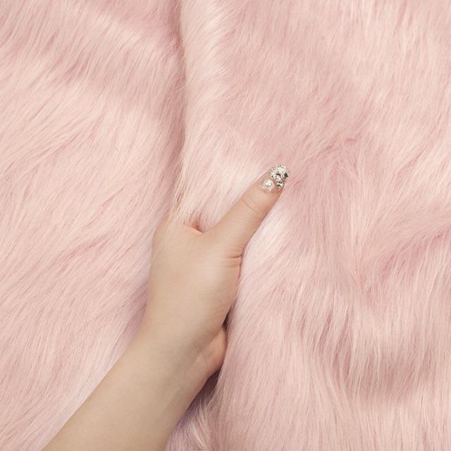 Thảm lông Phông Nền chụp ảnh  trơn  decor chụp hình Chụp Ảnh Mẫu. Lót Sàn, Trải Bàn Trắng/ Hông ,, background chụp ảnh