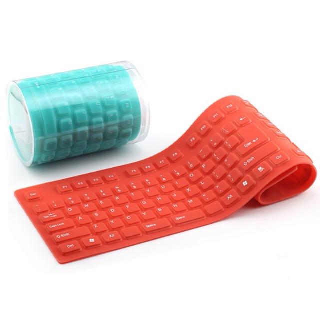 bàn phím dẻo silicon