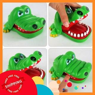[HOT] Đồ chơi khám răng cá sấu vui nhộn | HÀNG MỚI