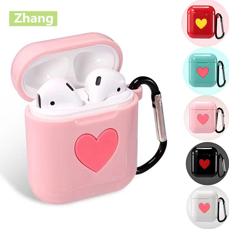 Bluetooth wireless headset set for Apple AirPods silicone shock protection cover