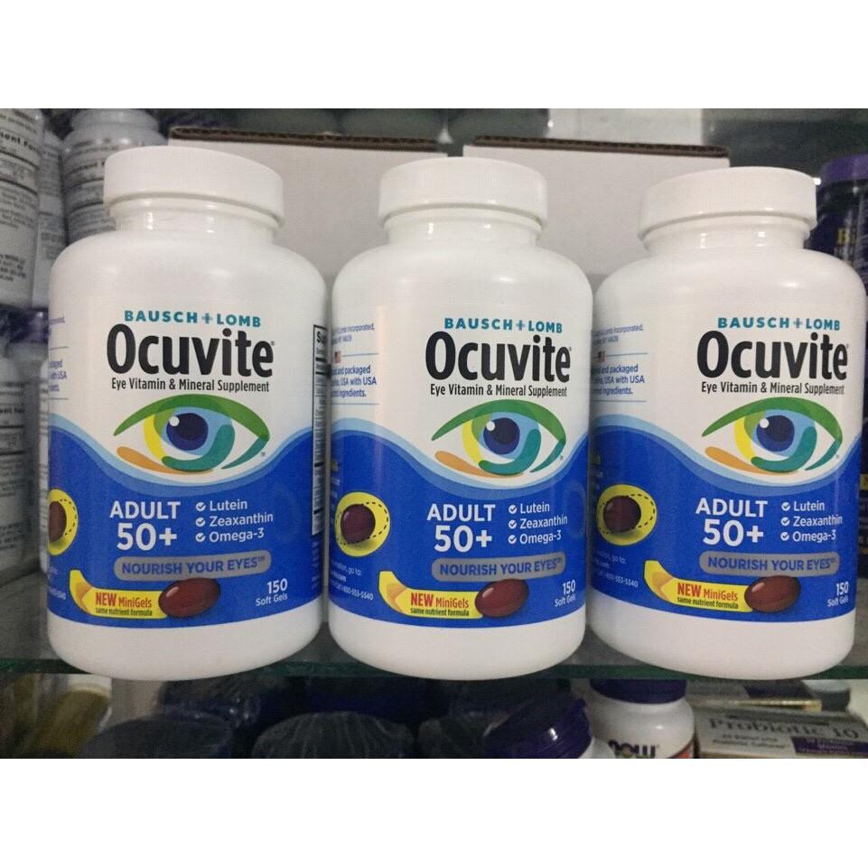 Thuốc bổ mắt Ocuvite cho người trên 50 tuổi, hàng Mỹ date 2019 - 2427021 , 347477264 , 322_347477264 , 630000 , Thuoc-bo-mat-Ocuvite-cho-nguoi-tren-50-tuoi-hang-My-date-2019-322_347477264 , shopee.vn , Thuốc bổ mắt Ocuvite cho người trên 50 tuổi, hàng Mỹ date 2019