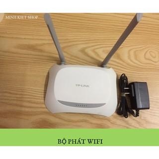 bộ phát wifi tplink , cục phát wifi tplink 2 râu wr 842N giá rẻ