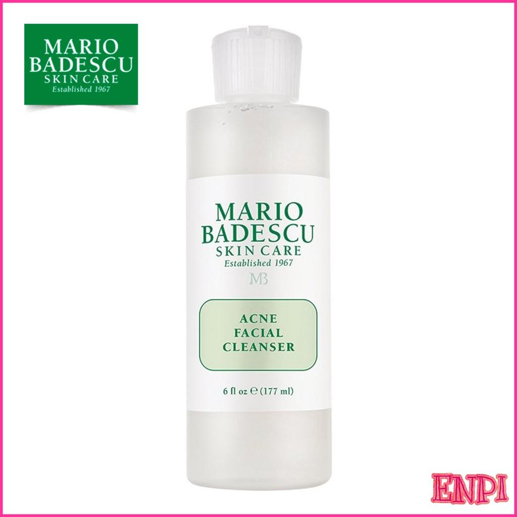 Sữa rửa mặt giảm mụn Mario Badescu Acne Facial Cleanser