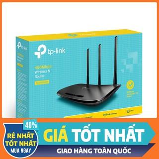 Bộ phát Router WIFI TP-Link TL-WR940N 3 Râu Chuẩn N Tốc Độ 450Mbps