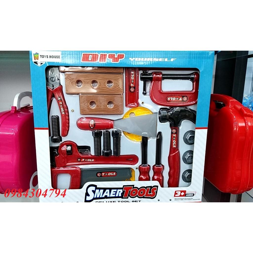 Hộp dụng cụ đồ chơi sửa chữa trong gia đình - 10073074 , 1215126219 , 322_1215126219 , 160000 , Hop-dung-cu-do-choi-sua-chua-trong-gia-dinh-322_1215126219 , shopee.vn , Hộp dụng cụ đồ chơi sửa chữa trong gia đình