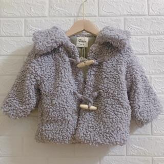 Áo khoác lông cho bé hàng cao cấp size 12kg đến 15kg
