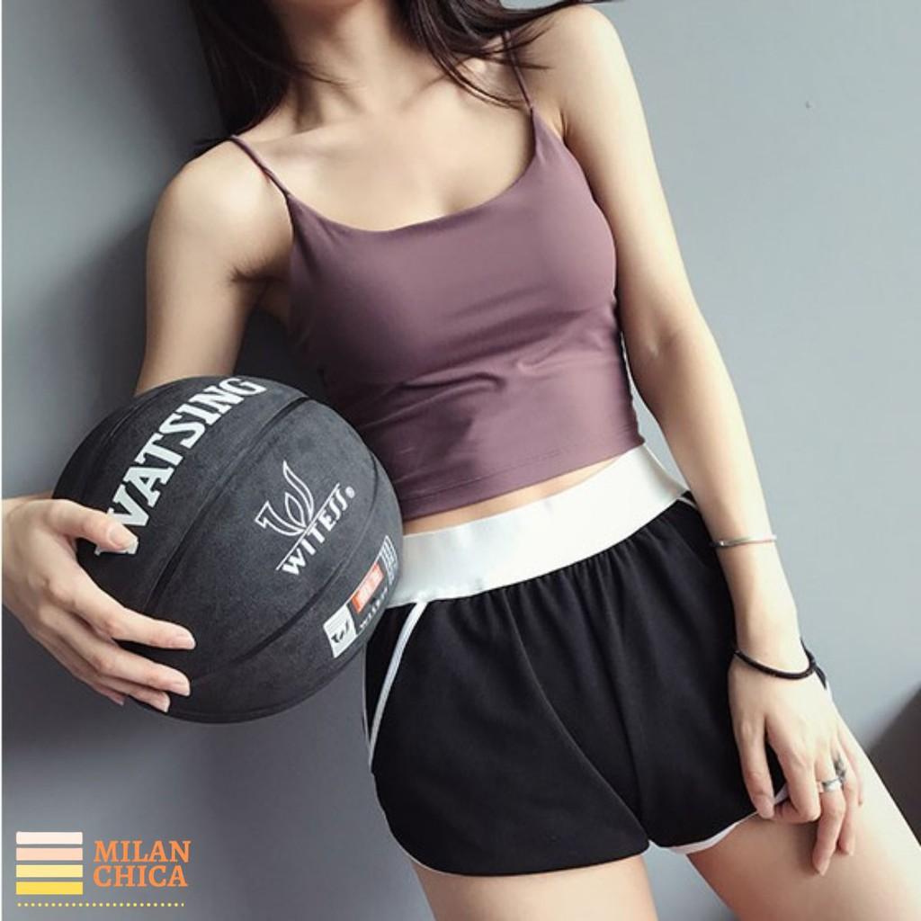 Áo Bra Lót Ngực Thể Thao Nữ CAMI (Đồ Tập Gym,Yoga) (Không Quần) - Cửa Hàng Việt Nam - Livan Sport