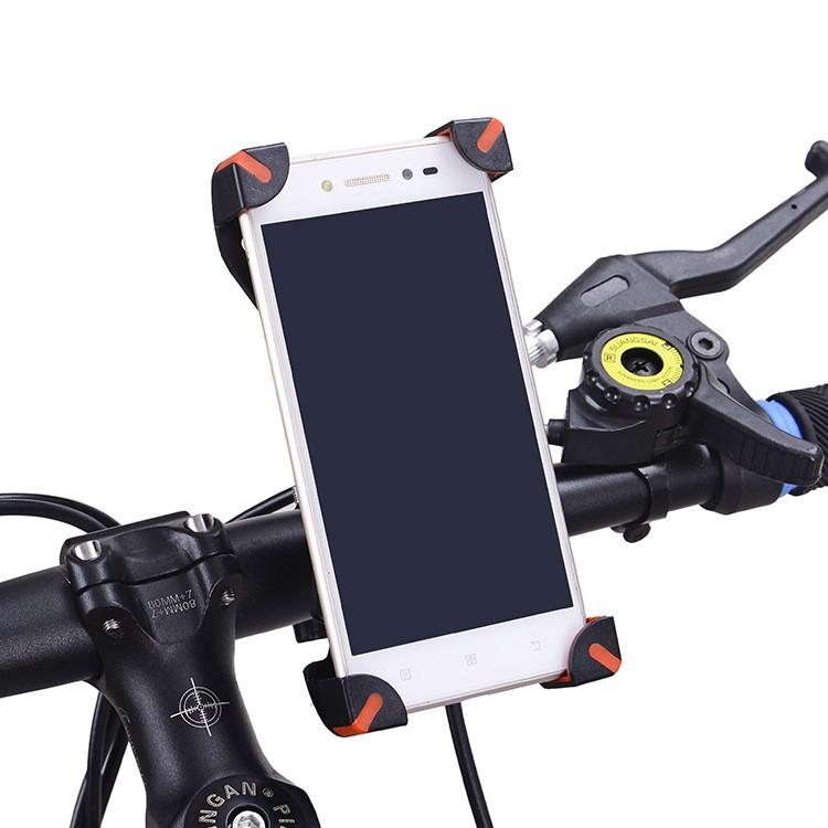 Hot!! Giá đỡ kẹp điện thoại gắn vào tay lái xe đạp