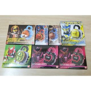 Đồ chơi DX Lockseed Limited Siêu Hiếm. Chính hãng Bandai Kamen Rider Gaim Marron Lemon Matsubokkuri Dragon Fruit Energy
