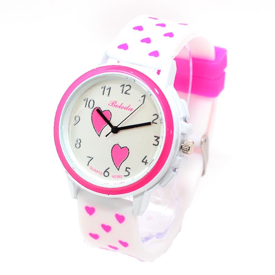 Đồng hồ nữ dây nhựa TIGER N2362 (Trắng hồng) - 21495136 , 6709687 , 322_6709687 , 169000 , Dong-ho-nu-day-nhua-TIGER-N2362-Trang-hong-322_6709687 , shopee.vn , Đồng hồ nữ dây nhựa TIGER N2362 (Trắng hồng)