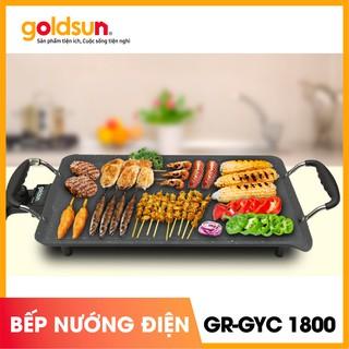 Bếp nướng điện Goldsun GR-GYC 1800 (chính hãng)