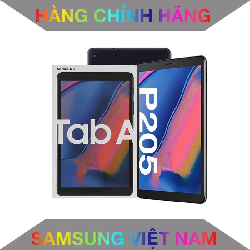 Máy tính bảng Galaxy Tab A 8.0 S-Pen P205 32GB/3GB - Hàng chính hãng SSVN [Nguyên Seal + Fullbox ]