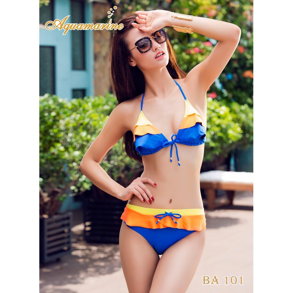 Bộ đồ bơi bikini nữ 2 mảnh - Áo tắm Xuân Thu - 3593808 , 1069617863 , 322_1069617863 , 990000 , Bo-do-boi-bikini-nu-2-manh-Ao-tam-Xuan-Thu-322_1069617863 , shopee.vn , Bộ đồ bơi bikini nữ 2 mảnh - Áo tắm Xuân Thu