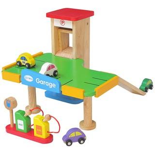 Đồ chơi gỗ Gara xe hơi 61522