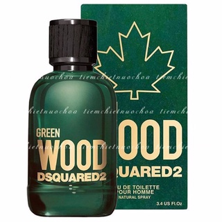 Nước Hoa Nam DSQUARED2 Green Wood Pour Homme EDT thumbnail