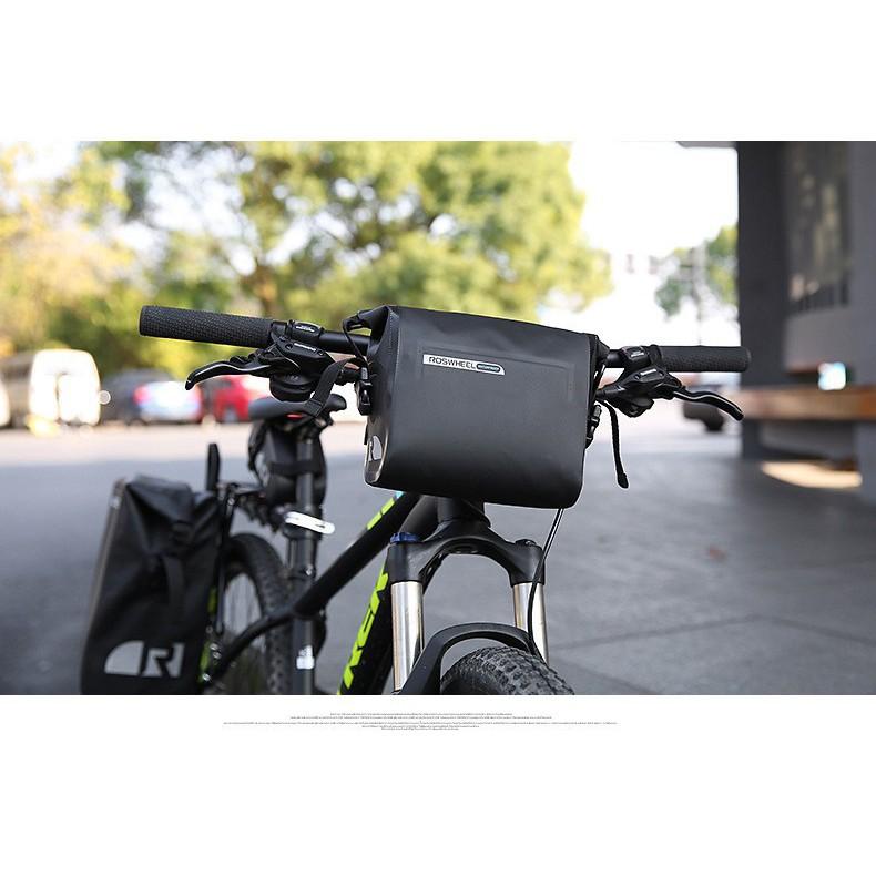 Túi treo ghidong xe đạp Roswheel 111361