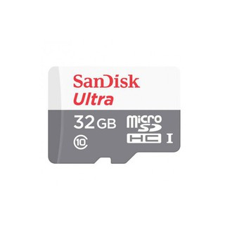 Thẻ nhớ 32GB SanDisk Ultra Class 10 80Mb/s (chính hãng)