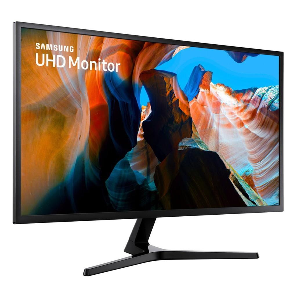 Màn Hình Samsung LU32J590 32 inch 4K UHD 4ms 60Hz FreeSync VA - Hàng Chính Hãng