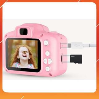 HOT – Máy ảnh kỹ thuật số mini 2.0 inch 1080P có 3 màu cho bé