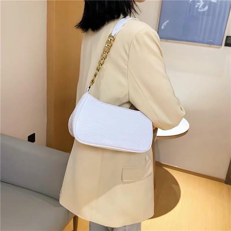 túi kẹp nách ' túi đeo chéo phong cách Hàn quốc k688