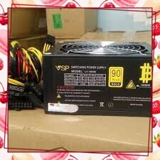 [ So Hot ]  NGUỒN máy tính để bàn VSP A500W FULL BOX
